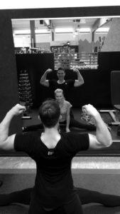 Muskelmasse zunehmen - Trainingspartner - Philip Baum - Zunehmcoach