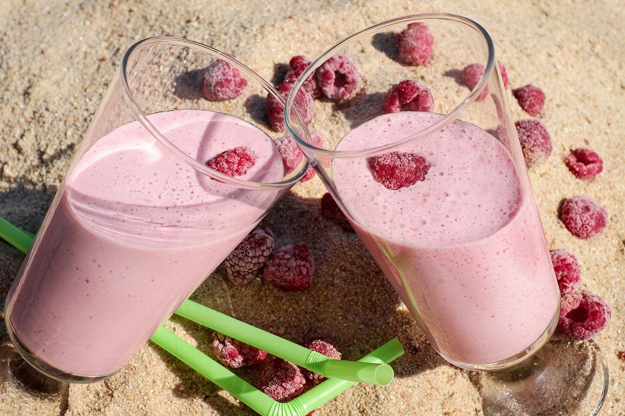 schnell zunehmen Ernährungsplan - Proteinshake zum Zunehmen