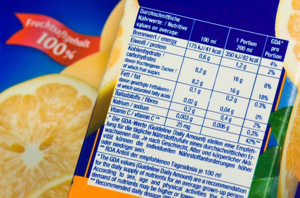 die richtigen Getränke - kalorienreiche Lebensmittel - Philip Baum Blog