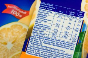 Lebensmittel zum Zunehmen - Fruchtsaft - Philip Baum