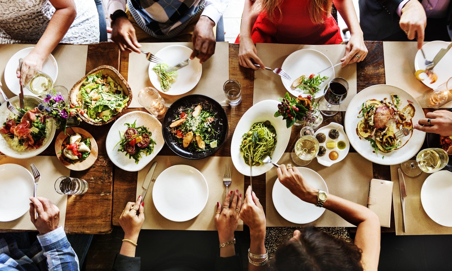 Mahlzeiten - Appetit anregen- Philip Baum