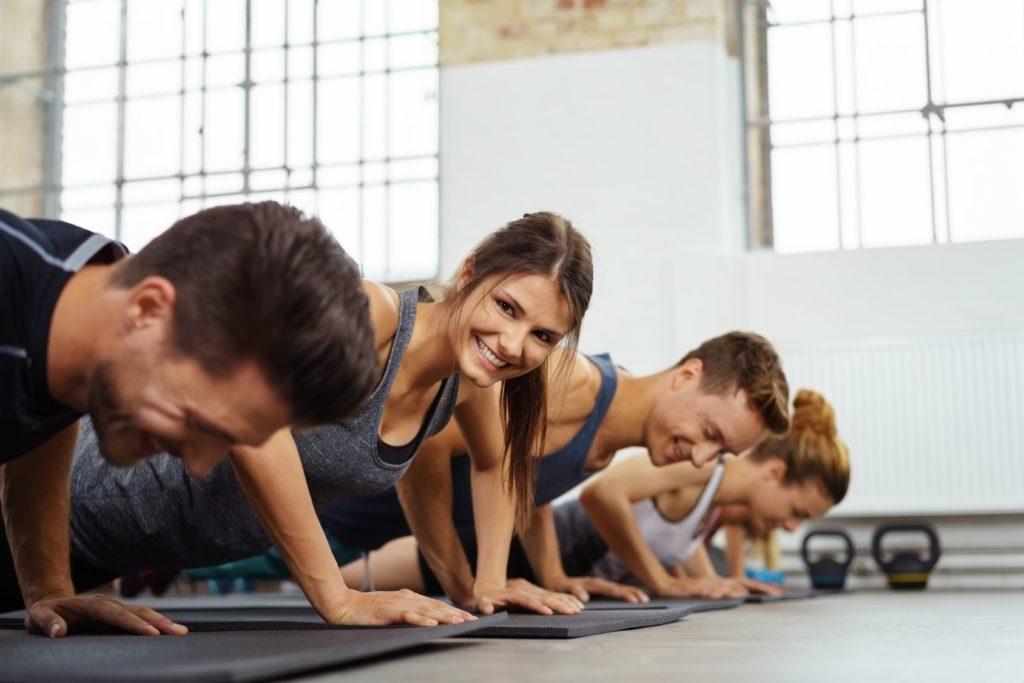 Sport - zunehmen ohne fett zu werden - Philip Baum Zunehmblog