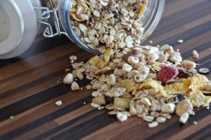 Haferflocken - Lebensmittel zum Zunehmen - Philip Baum Blog