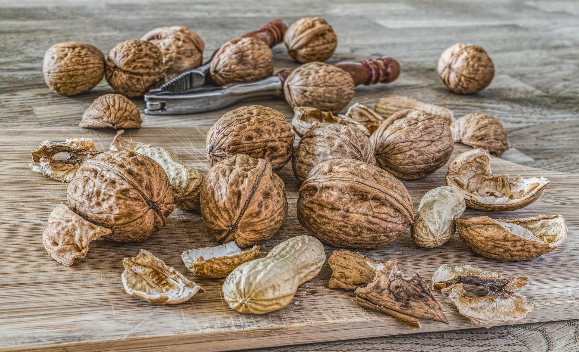 Nüsse - Lebensmittel zum Zunehmen - Philip Baum Blog