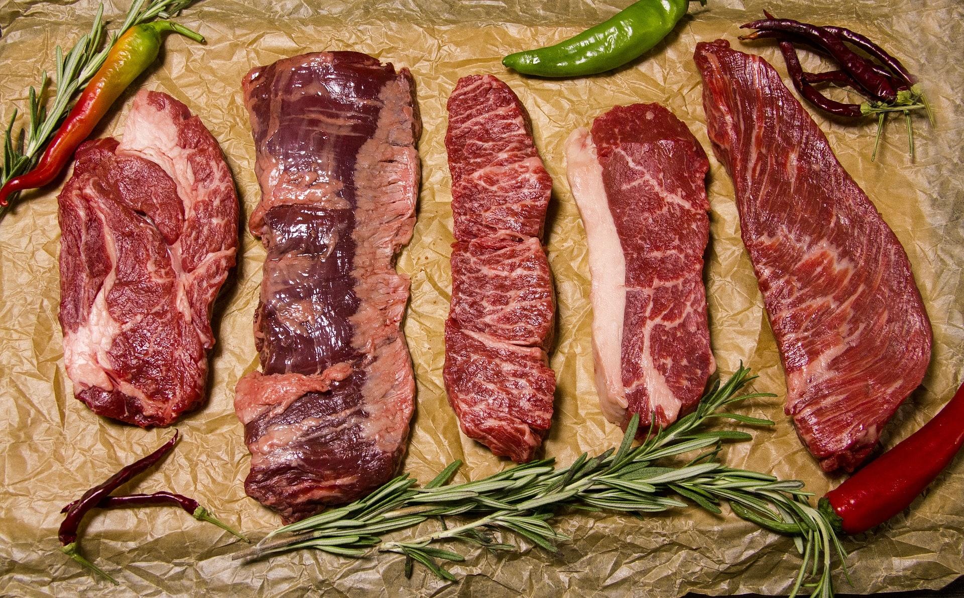 Rotes Fleisch - Lebensmittel zum Zunehmen - Philip Baum Blog