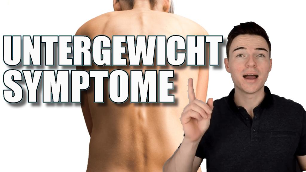 Untergewicht Symptome - untergewicht BMI