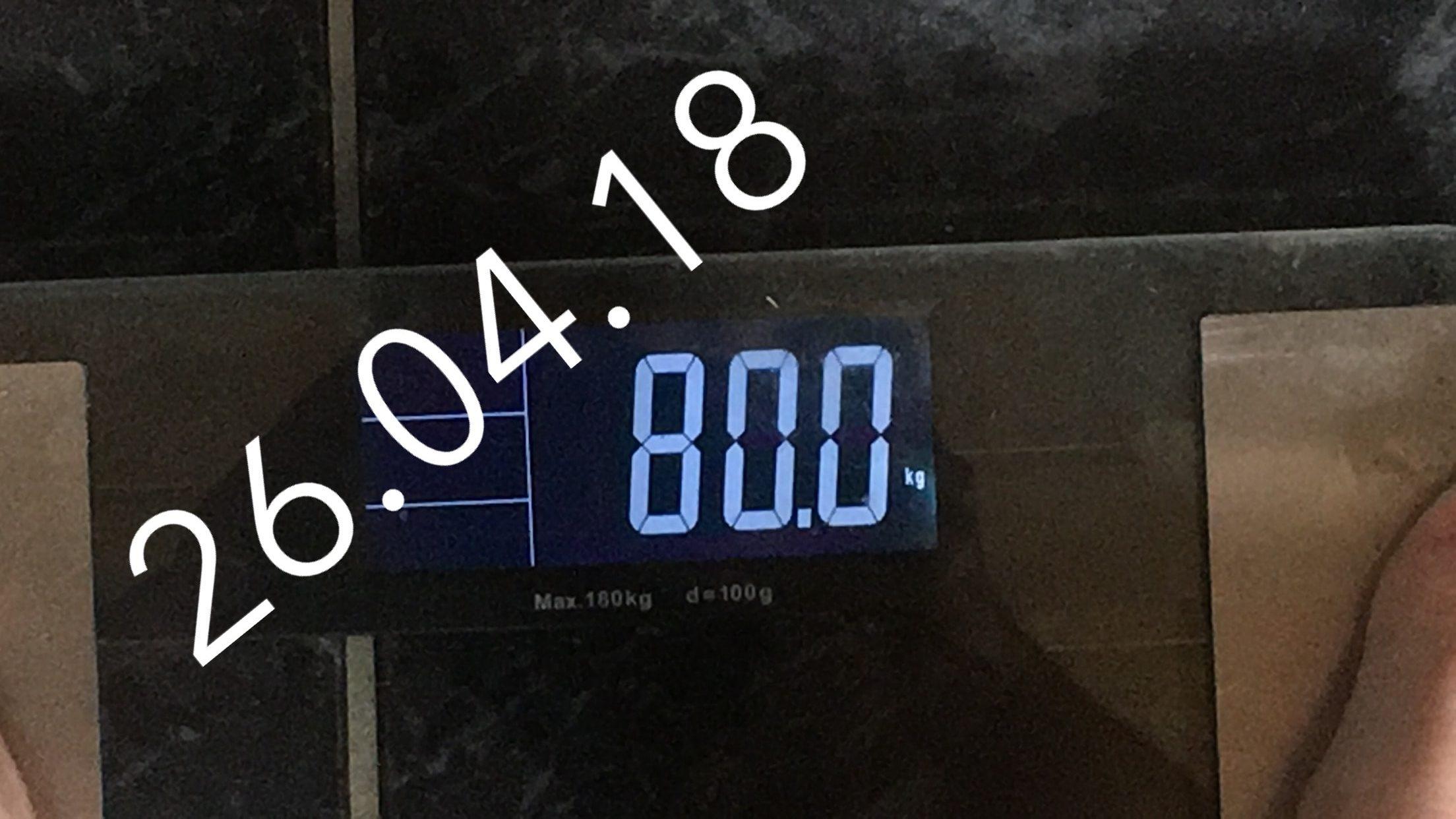2 Kg zunehmen - Philip Baum zunehmncoach - 26.04 (1)