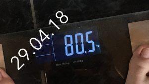 29.04.18 - schnell 5 Kg zunehmen