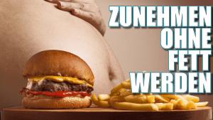 Untergewicht Folgen - Zunehmen ohne fett zu werden-min