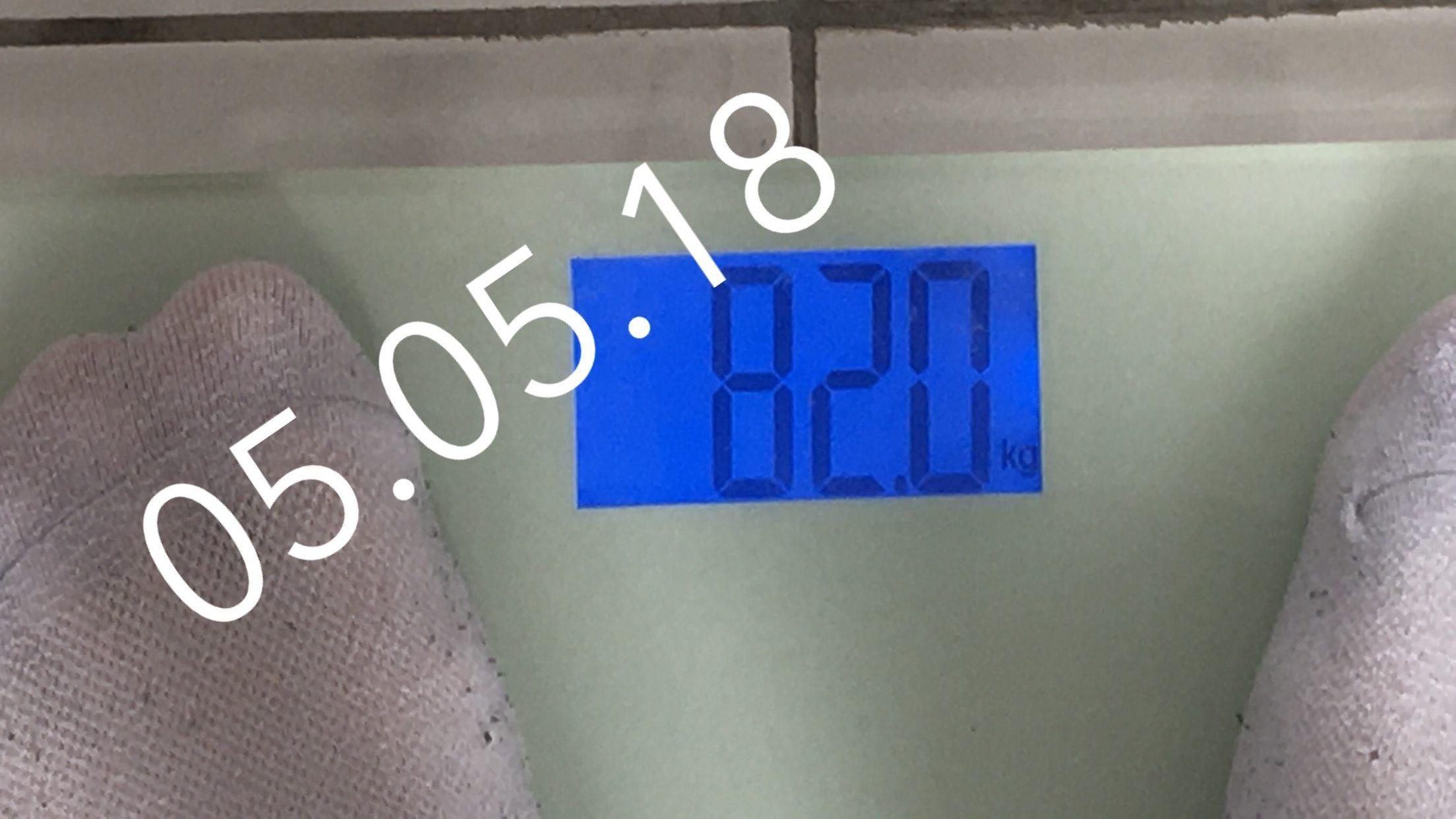 5.5.18 Zunehmen wie Philip Baum